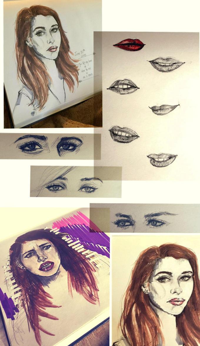 Sketchdump_15_2 by amirafox