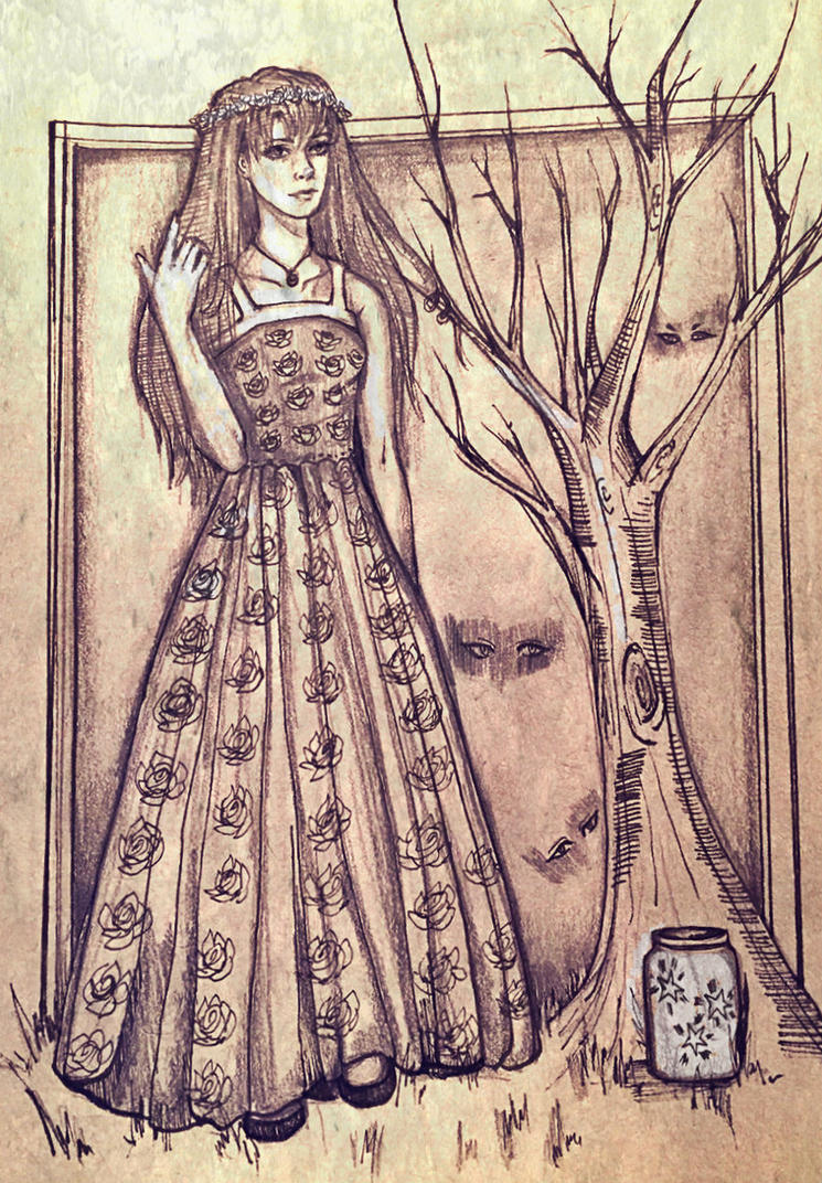 Lena -- Cindypalomacp (request) by amirafox