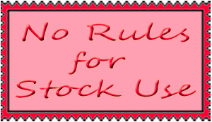 No Rules Stamp by AngelicStockCreation