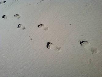 Footsteps by FishyFi