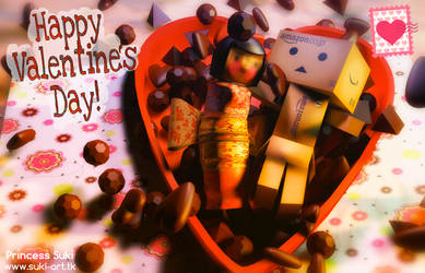 Valentine 2015 it s raining chocolates