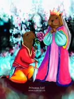 Princesse Marmotte