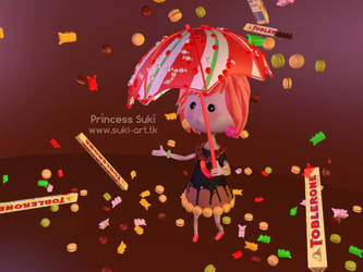 La Princesse Macaron