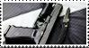 gun stamp by ruhigst