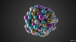 3D Sphere Wallpaper 8