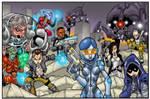 Mass Effect Group 2