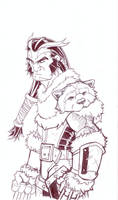 Fantasy wolverine