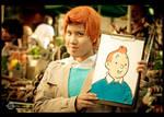 Tintin IX by RemusSirion