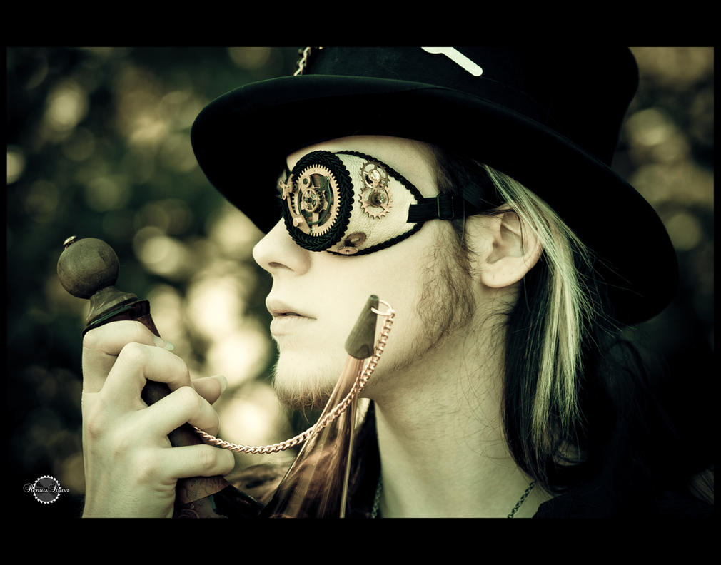 Steampunk IV by RemusSirion