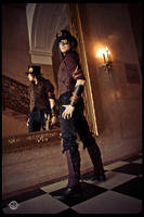 Steampunk II - I by RemusSirion
