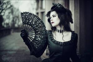 Mademoiselle Karma III by RemusSirion