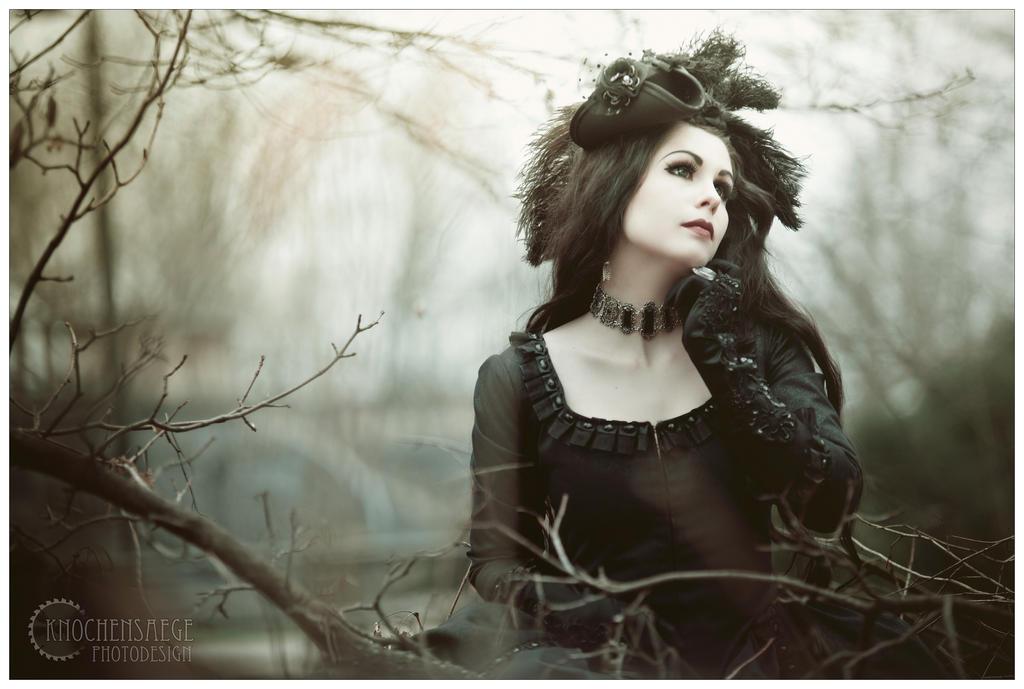 Mademoiselle Karma VII by RemusSirion