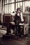 Claire Steampunk III