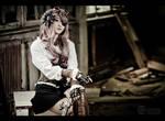 Claire Steampunk V