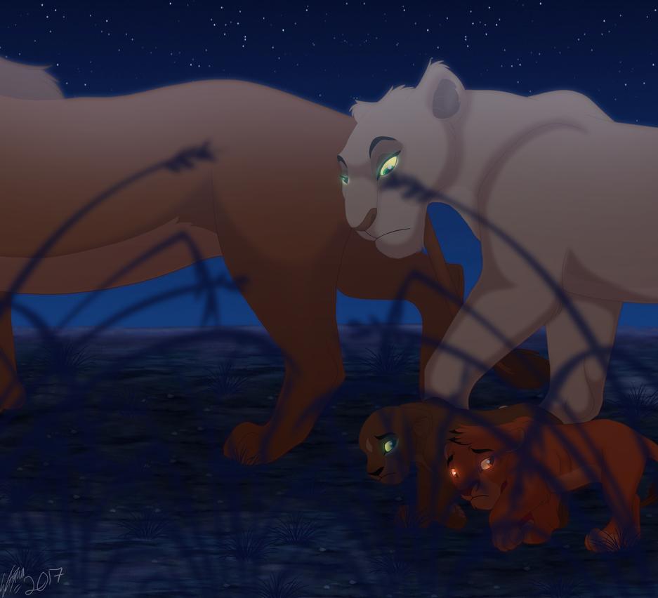 Lost cub by HorseNilin310