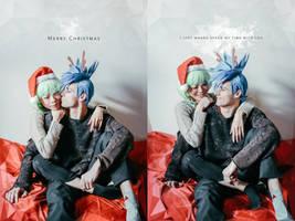Merry Christmas - Promare - Galo x Lio