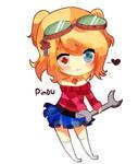 Female Pindu