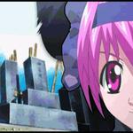 Nana Elfen Lied gif animado by GroundSpiritMinerva