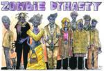 Zombie Dynasty by AlenDemon