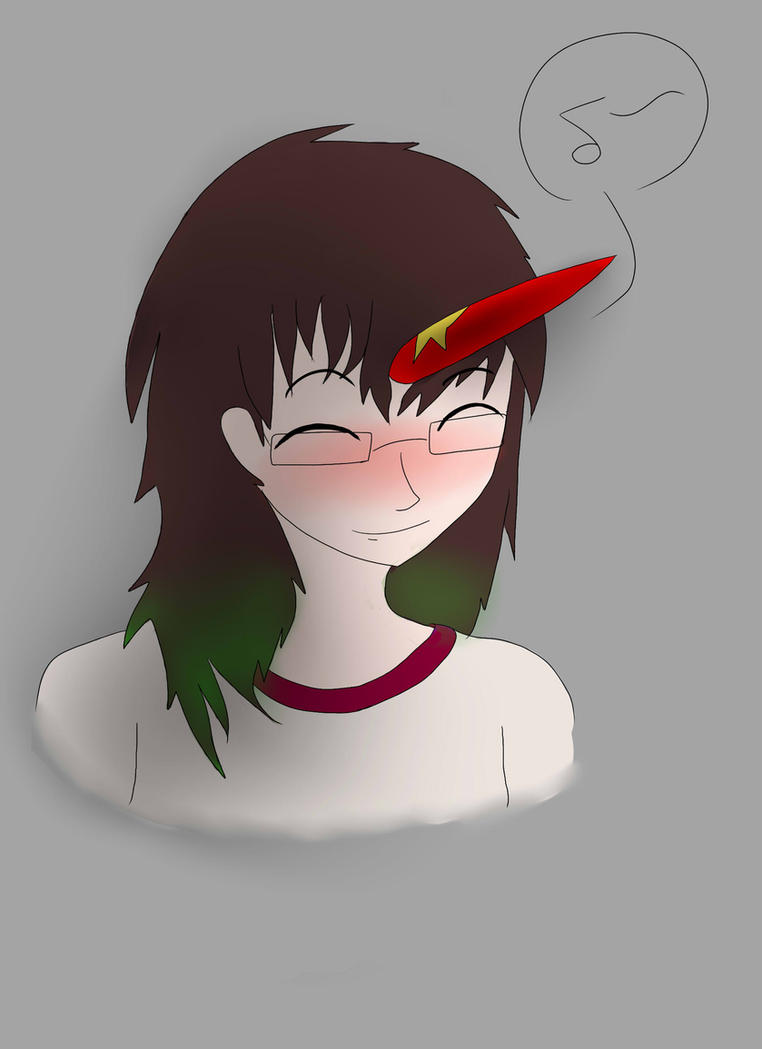 Chill smile by MolerZhaoMinHui98