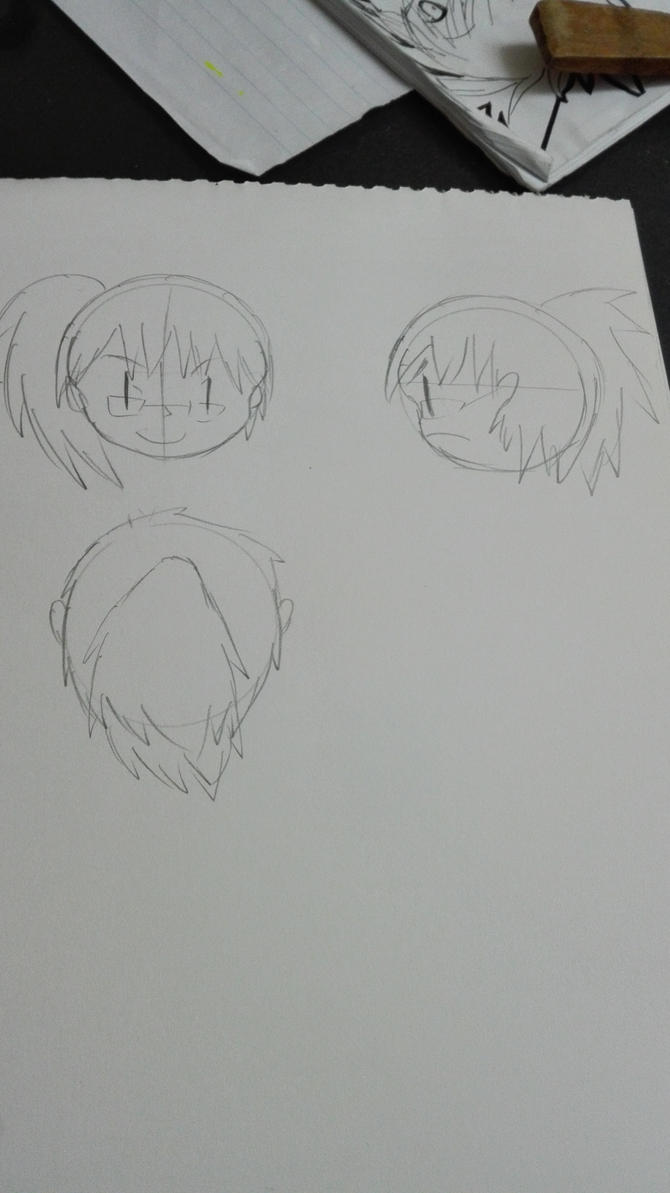 hair by MolerZhaoMinHui98