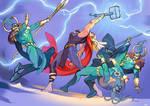 Thor: Enough trickery Loki