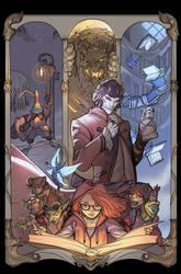 Oberon episode 1 cover by nunchaku
