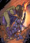 Vorsa: down the ancient corridors