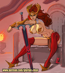 War queen