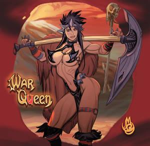Mara the Blade Queen