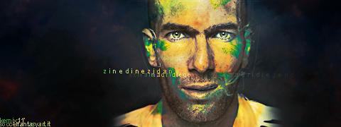 Zinedine 'Testata' Zidane by k3mixSA