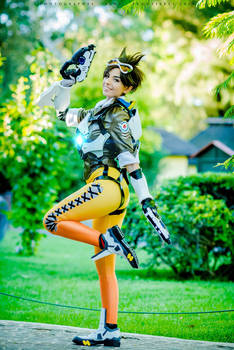 Tracer here