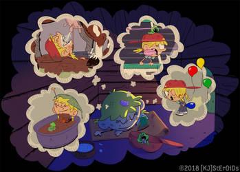 Sweet Dreams by kjsteroids