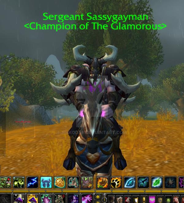 LIVESTREAM ONLINE (World of Warcraft) by xKoday
