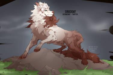 Dramatic posing by SirKoday