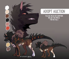 Dragon Boof (ADOPT AUCTION | CLOSED)