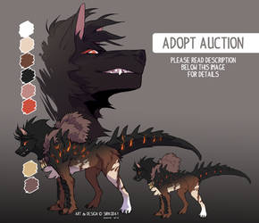 Dragon Boof (ADOPT AUCTION | CLOSED) by SirKoday