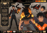 Zero Blackfire [Human Form REF/BIO/2020]