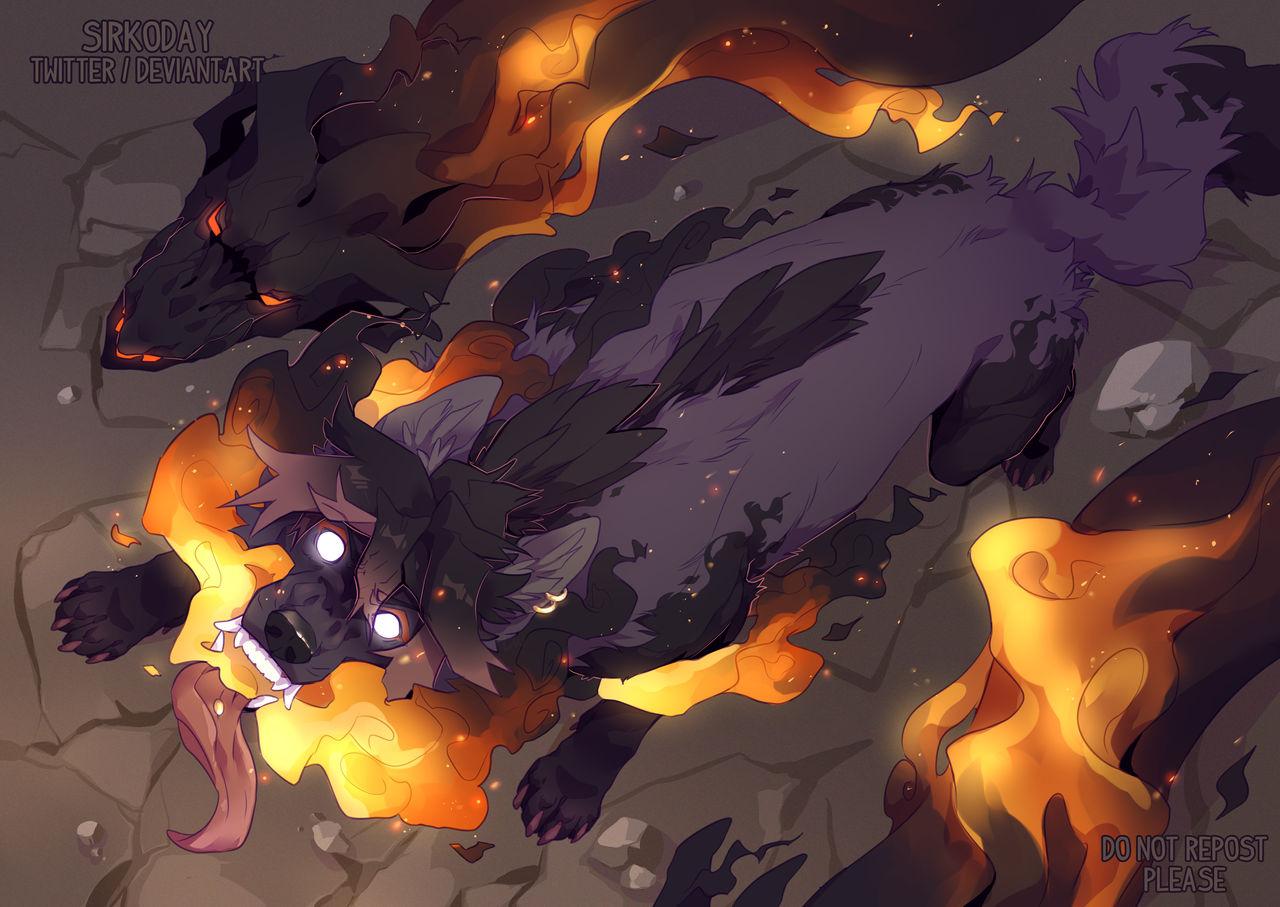BLACKFIRE [Redraw]