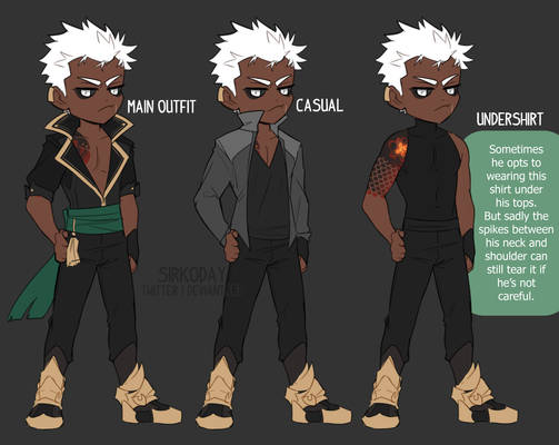 Kaezen Ref [Part 2/3]
