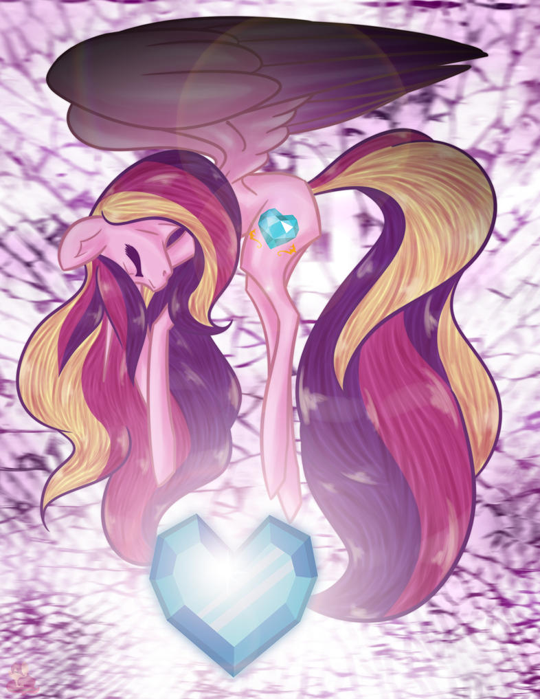 keeper of the crystal heart by Cybiline