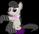 Octavia likes socks