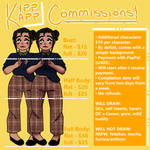Commissions (PAYPAL) | OPEN