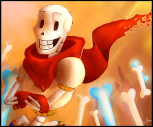 The Great Papyrus Has Arrived by Oszvalt100