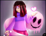 Glitchtale - The PINK Soul