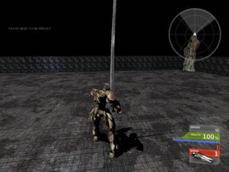 My UDK Action RPG Prototype 2: Sword by La-Bomba-Frita