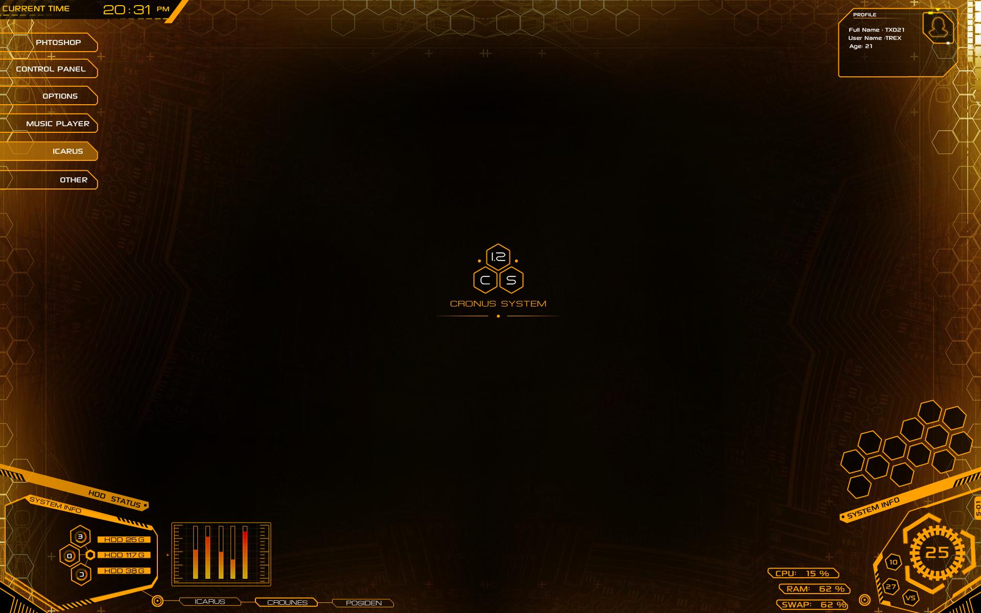 CRONUS SYSTEM by DarknesFreak