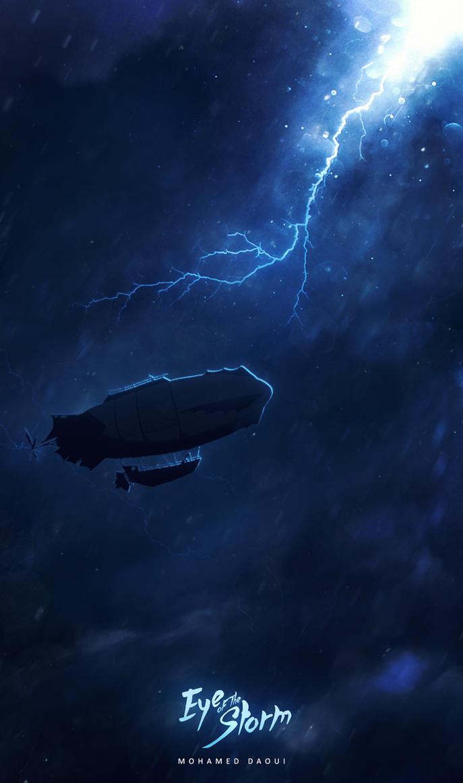 Eye Of The Storm by DarknesFreak