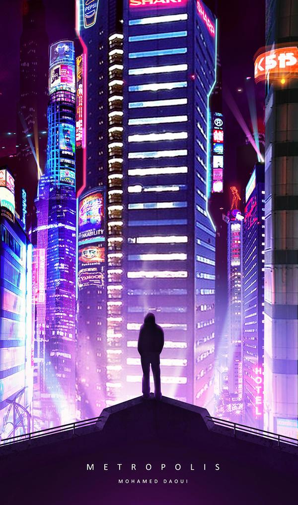 Metropolis by DarknesFreak
