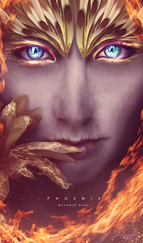 Phoenix by DarknesFreak